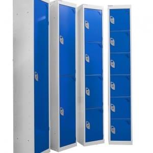 Express Lockers (1) Blue