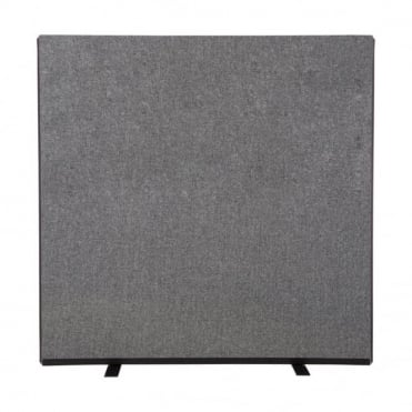 Next Day Delivery Office Screens Size:1500mm w x 1500mm h Colour: Grey