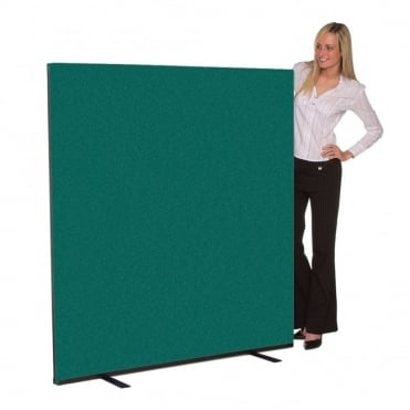Office Partitions 1500 mm w x 1500 mm h - Value Pack of 5