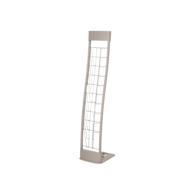 10 Up Deluxe Literature/Brochure Display Stand