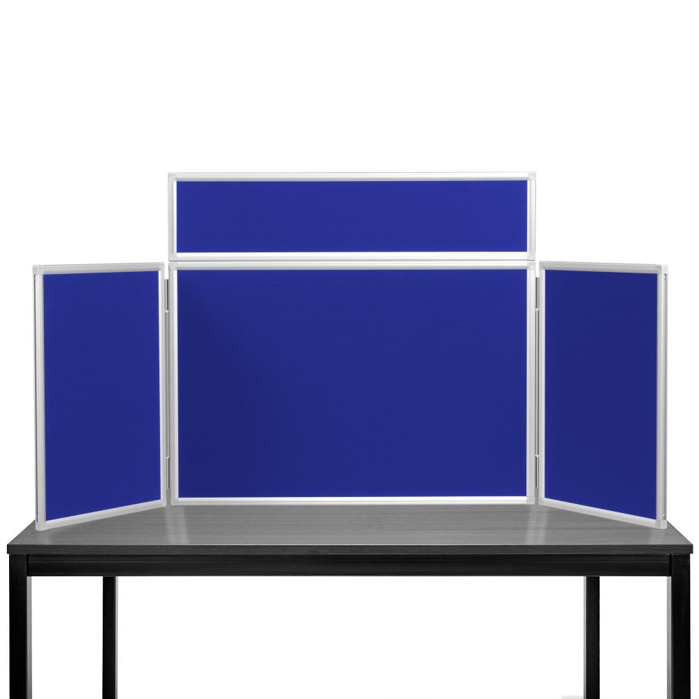 aaa455091b08 Midi Desktop Display Stand with Aluminium Frame Next Day Delivery