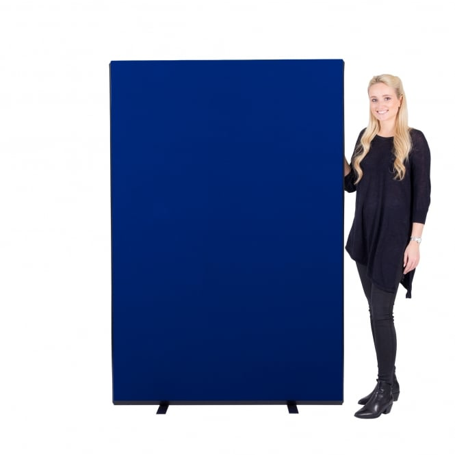 5 Pack Value Office Screens w 1200mm x h 1800mm Woolmix Fabric