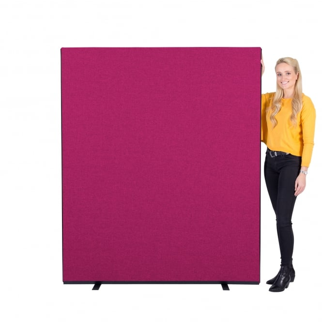 5 Pack Value Office Screens w 1500mm x h 1800mm