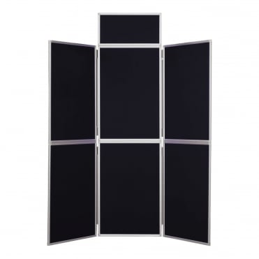 6 Panel Display Boards with Aluminium Frame and Case