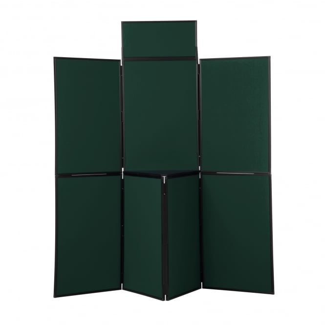 7 Panel Display Boards with Plastic Frame and Case