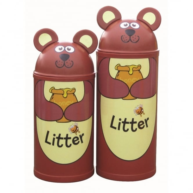 Animal School Litter Bins