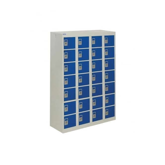 Armour Personal Effects Locker, 28 Tier