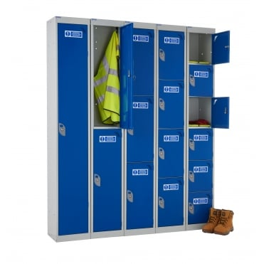 Armour Personal Protective Equipment Lockers