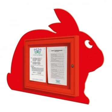 Bunny Indoor / Outdoor School Fun Noticeboards
