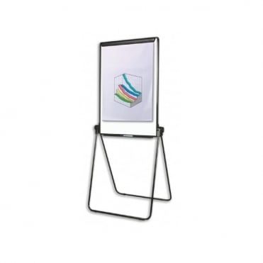 Deluxe Magnetic Flip Chart Inc Pack of 5 A1 Flip Chart Pads