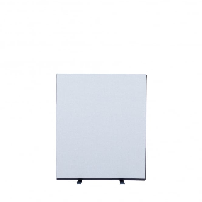 Economy Office Screen 1000mm w x 1200mm h Nyloop Fabric
