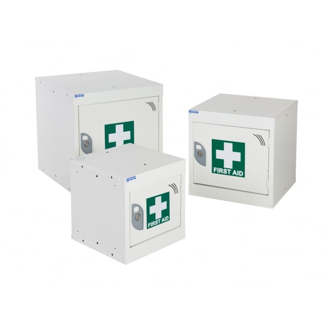 First Aid Cube Lockers