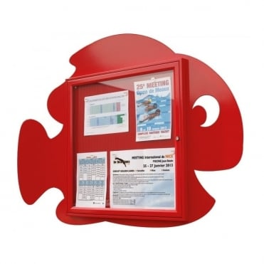 Fish Indoor / Outdoor School Fun Noticeboards