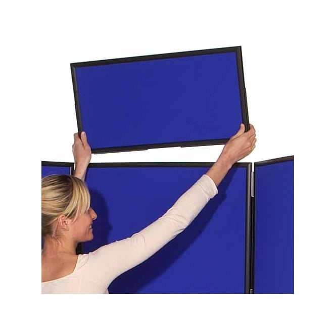 Header Board For Jumbo Folding Display Stands