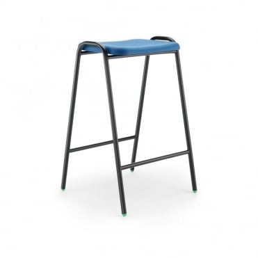 Hille Poly Flat Top Stool