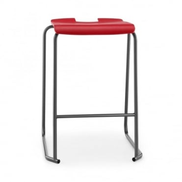 Hille SE Backless Classroom Stool