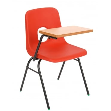 Hille Series E Classroom Chair with Writing Tablet