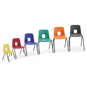 Hille Series E Stackable Classroom Chair