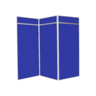 Jumbo Display Boards, 3 Panel with Aluminium Frame