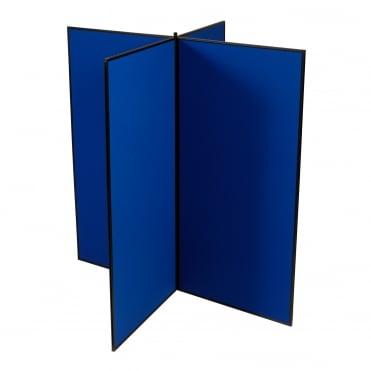 Exhibition Display Boards : Slimflex panel & pole exhibition display boards panel warehouse