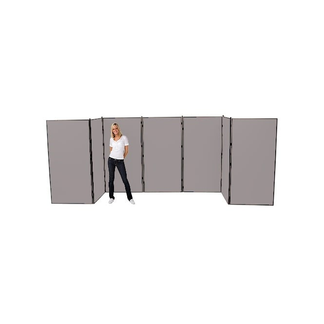 Large Display Boards Kit, Grey 7 Panel From Panel Warehouse