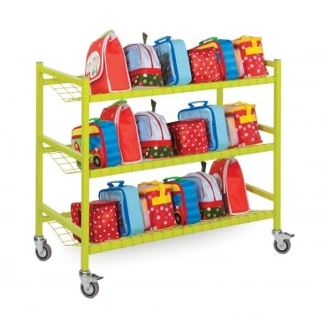 Large Lunchbox Trolley