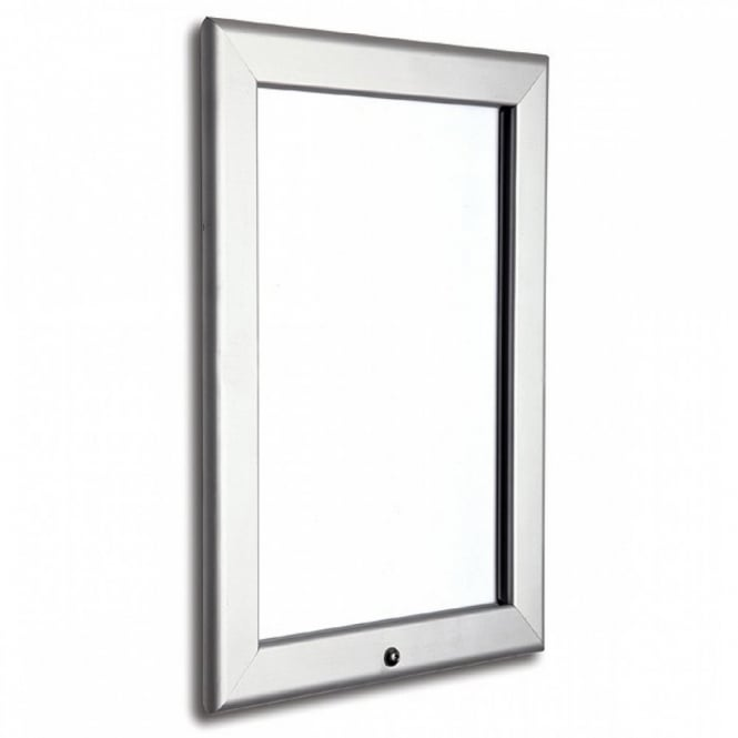 Lockable Deluxe Snap Frame Poster Holder, A2 - Poster Frames & A ...