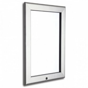 Lockable Deluxe Snap Frame Poster Holder, A3