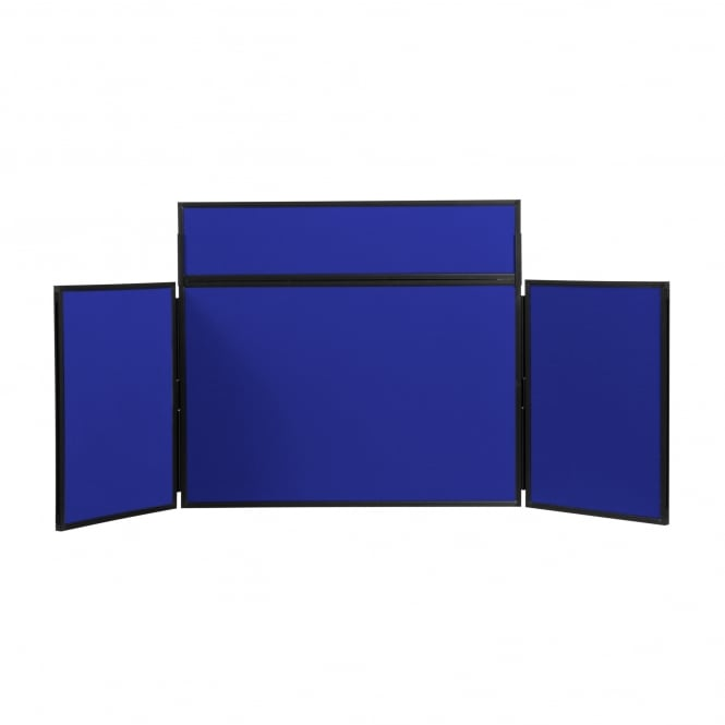 Midi Desktop Display Boards Kit with Black Frame and Case