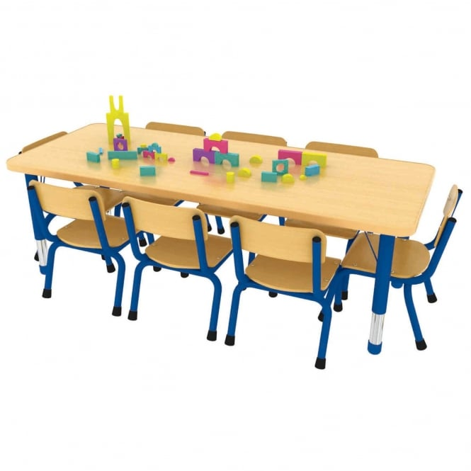 Milan Rectangular Table Large