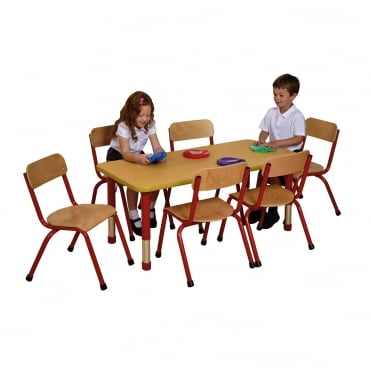 Milan Rectangular Table - Medium