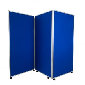 Mobile Jumbo Display Boards, 3 Panel, Aluminium Frame