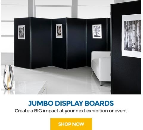 Jumbo Display Boards