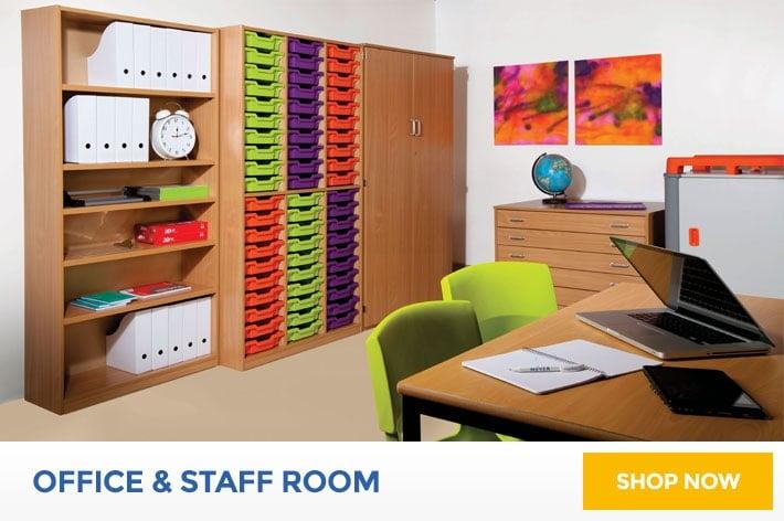 Office & Staff Room