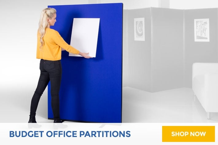 Budget office Partitions