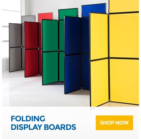 Portable Exhibition Board : Low cost display boards from £ panel warehouse
