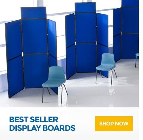 Best Seller Display Boards