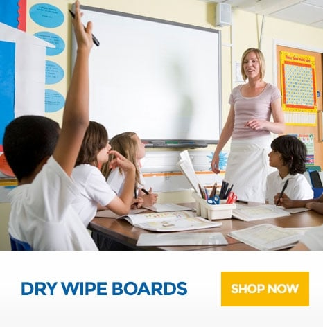 Dry Wipe Boards