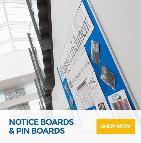 Notice Boards & Pin Boards
