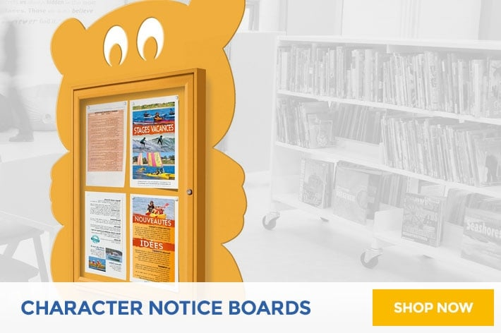 Character Notice Boards