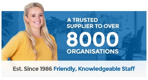 A Trusted Supplier to Over 8000 Organisations