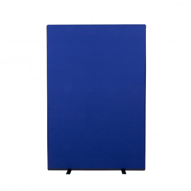 Next Day Delivery Office Partition Size 1200mm w x 1800mm h Blue