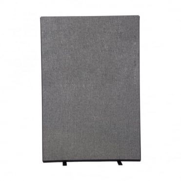 Next Day Delivery Office Partition Size: 1200mm w x 1800mm h Grey