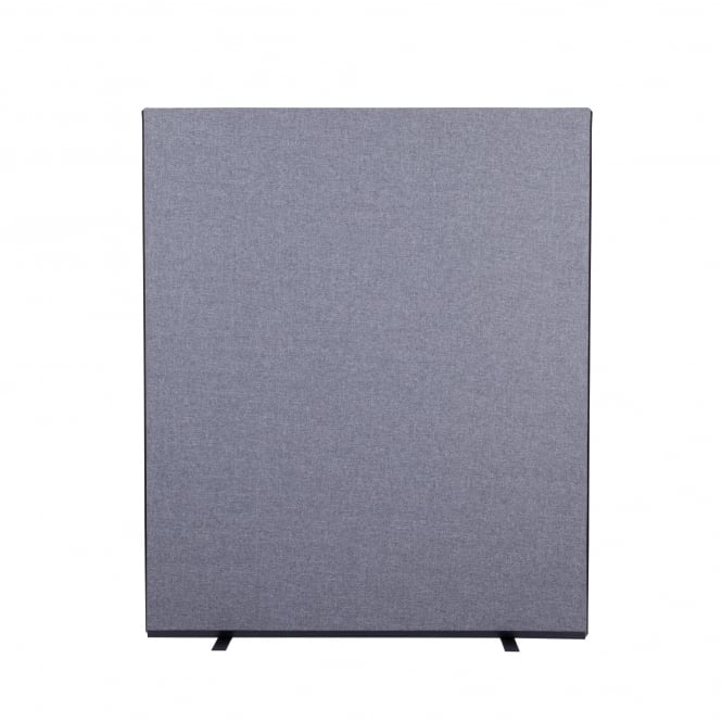 Next Day Delivery Office Partition Size: 1500mm w x 1800mm h Grey