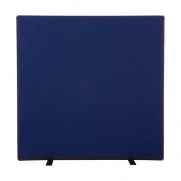 Next Day Delivery Office Screens Size: 1500mm w x 1500mm h Blue