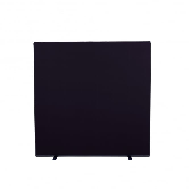 Next Day Delivery Office Screens Size: 1500mm w x 1500mm h Colour: Black
