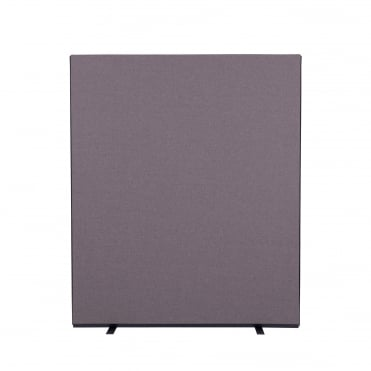 Next Day Delivery Office Screens Size: 1500mm w x 1800mm h Colour: Grey
