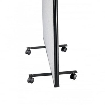 Office Screen Castors - 1 pair