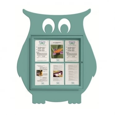 Owl Indoor / Outdoor School Fun Noticeboards