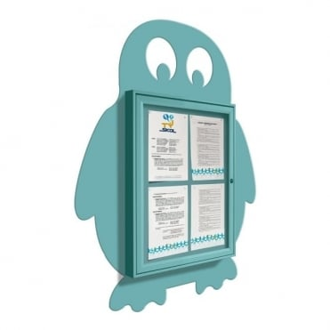 Penguin Indoor / Outdoor School Fun Noticeboards